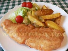 Polish Recipes, Meat Recipes, Fish And Meat, Baked Potato, Potatoes, Mexican, Chicken, Baking, Ethnic Recipes