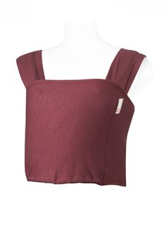 Caboo Organic Close Carrier Winter Spice: I love this wrap for baby...never strains my neck or back!