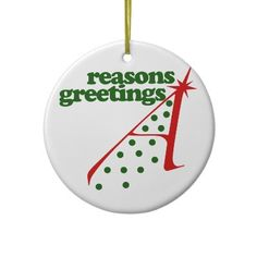 Great Xmas idea.  Reasons greetings to all!  Tis the season/s - to celebrate - if & when there's a reason!