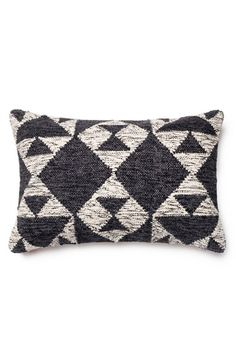 Free shipping and returns on LOLOI Diamond Pattern Pillow at Nordstrom.com. Add a touch of Southwestern charm to your décor with a plush accent pillow featuring striking geometric patterns.