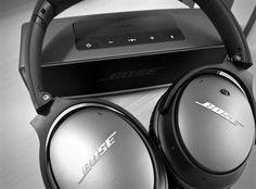 Audífonos QC® 25 y SoundLink® Mini. Bose, Audio, Videos, Over Ear Headphones, Mini, Home Theaters, Tents
