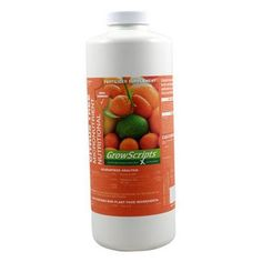 32-oz Citrus Micronutrient Formula Concentrate#32oz #citrus #concentrate #formula #micronutrient Best Chicken Coop, Chicken Feed, Meyer Lemon Tree, Micro Nutrients, Diy Projects For Beginners, Citrus Trees, Real Plants, Plant Needs, Pick Me Up