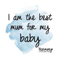 Affirmation für Schwangere I Birth affirmation for hypnobirthing Healthy Pregnancy Tips, Pregnancy Labor, Pregnancy Quotes, Baby Quotes, Mom Quotes, Pregnancy Affirmations, Birth Affirmations, Natural Birth, Motivation