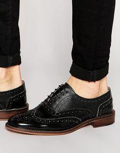 Imagen 1 de Zapatos Oxford estilo Derby Niles de Kurt Geiger