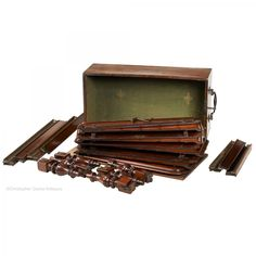 Specialist antique dealers in British campaign furniture, military chests, related art & items for ease of travel. A Table, Dining Table, Campaign Furniture, Tongue And Groove, Have Metal, Box With Lid, Batten, Travel Style, The Unit