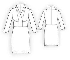 (9) Name: 'Sewing : Dress Sewing Pattern 5942