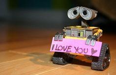Oh, Wall-E <3