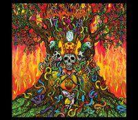 Master Musicians of Bukkake - Totem Three [full album] Alex Grey, Life And Death, Dream Art, Rock, Cover Art, Twilight, Creepy, My Photos, Dibujo
