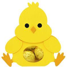 Silhouette Design Store: cute chick box