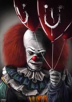 Pennywise the Dancing Clown by NZachos