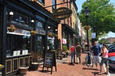 Fells Point is a popular destination for all kinds of folks in Baltimore. It features great retail, casual and formal dining, historic taverns, and one-of-a-kind views of the skyline and the harbor.
