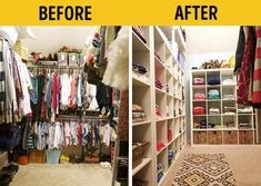 18 Ways to Keep your Home Organized and Neat - Fine Living Advice Walk In Closet, Kitchen Pantry, Diy Home Improvement, Home Organization, Living Spaces, Home And Garden, Home Decor, Organiser, Cleaning