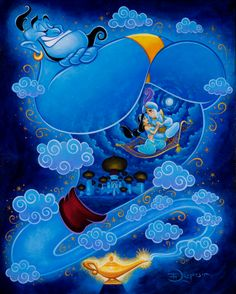 ron clements disney