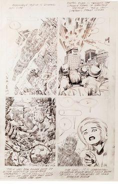 More Original Art and Wonderful Pencils