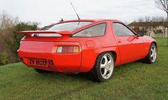 Porsche 928 S Coupe 1982 - South Western Vehicle Auctions Ltd