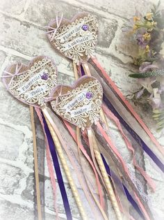 Flower Girl wand vintage lace Handmade by StitchedbySistersuk Flower Girl Wand, Wedding Keepsakes, Rustic Wedding, Wedding Ideas, Bridesmaid Ideas, Bridesmaids, Vintage Lace, Personalized Wedding, Wands