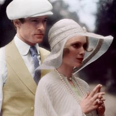 RR and Mia  The Great Gatsby