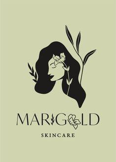 Skin Logo, Designers Gráficos, Skincare Logo, Graphic Design Fonts, Marca Personal, Retro Logos, Beauty Spa, Business Logo Design, Creative Logo
