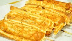 Receita de Massa para Crepe no Palito. Receitas deliciosas e muito mais você encontra em Saborosa Receita, seu site de culinária.
