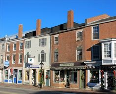 5 Reasons to Visit Hallowell, Maine Hallowell Maine, Cruise Planners, New England Travel, Travel Agency, East Coast, Adventure Travel, Places To Go, Street View, Tours
