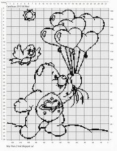 Luvs 2 Knit: gráfico de crochê