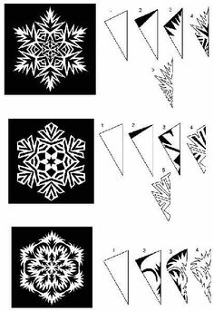 paper-snowflakes-handmade-christmas-decorations
