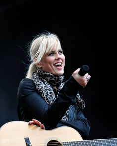 Ilse DeLange (May 13, 1977) Dutch singer and songwriter; she performed at the Eurovision Songcontest of 2014 and become 2nd as The Common Linnets with singer Waylon with the song 'Calm after the storm'.