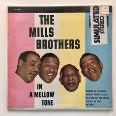 The Mills Brothers - In A Mellow Tone SEALED LP Vinyl Record Album, Vocalion - VL 73607, 1966, Original Pressing