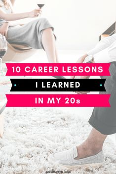 Career Advice For College Students And Twentysomethings. Millennials  Entering The Job Market Can Learn How