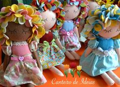Canteiro de Ideias: Florindas