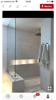 All Details You Need to Know About Home Decoration - Modern Big Bathrooms, Hotel Bathrooms, Shower Shelves, Bathroom Inspiration, Bathroom Ideas, Bath Remodel, Other Rooms, Home Builders, Bathtub