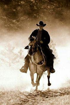 hot cowboys on horses Cowboy Love, Cowboy Girl, Cowgirl And Horse, Cowboy And Cowgirl, Horse Riding, Western Riding, Western Art, Western Theme, Westerns