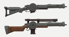 Time For Some Rifles!   Insomnia Project