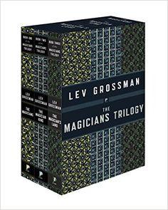 The Magicians Trilogy Box Set: Lev Grossman: 9780147517388: Books - Amazon.ca