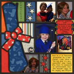 Kit - Little Rad Trio - Way to Go http://store.gingerscraps.net/Way-2-Go-full-kit.html  Template  -  My {Graduation} Story by LissyKay Designs http://store.gingerscraps.net/My-Graduation-Story-by-LissyKay-Designs.html