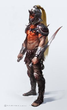 Weapon and Armor Proficiency: A barbarian fighter is proficient with all simple…