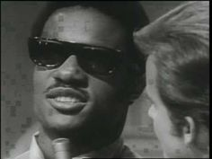 American Bandstand 1969 Stevie Wonder Interview
