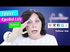 Upper Eye Exercise to Firm Upper Eye Lids and Stop Droopy Sagging Eyelids | FACEROBICS® - YouTube