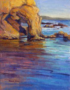 "Konnie Kim Fine Art: ""California Cruising No. 6"" by Konnie Kim 521023"