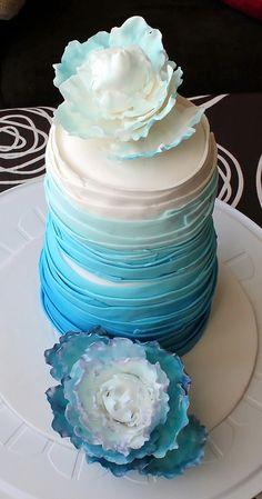 tarta peonías