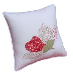 Just Plucked 2 : Applique cushion pattern