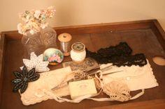 Jenni Bowlin Flea Market - Victorian Crafting Kit