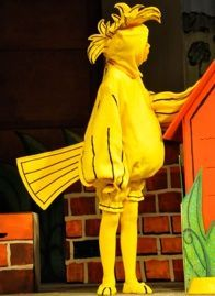 woodstock peanuts costume - Google Search