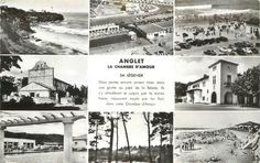 """CPSM FRANCE 64 """"Anglet, Golf Hotel"""""""