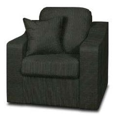 Knockout Caviar Ali Chair