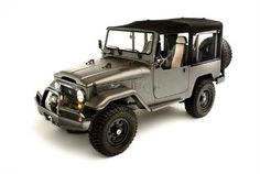 1958 Toyota Land Cruiser FJ40 by TLC