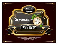 Etiquetas Logos Ricuras La Tata