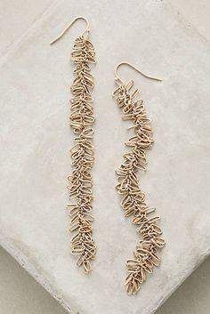 Seagrass Duster Earrings