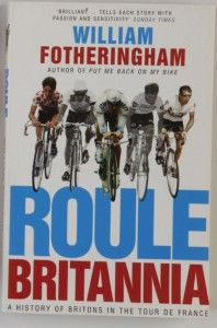 An anecdote-driven account of Britain's on-off love affair with professional cycling, told with the insight of the men who made the journey across the channel to take on the Continentals. You get a strong sense of just how hard it was to make it in a foreign world. Read more at http://www.cyclingweekly.co.uk/news/latest-news/the-greatest-50-cycling-books-of-all-time-1559#fSTqCukeG3dGP2IW.99