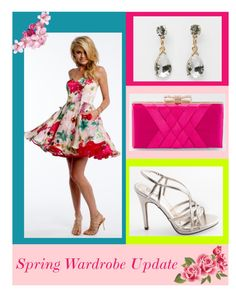 """""""Spring Wardrobe Update!"""" by camillelavie ❤ liked on Polyvore"""